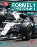 Formel 1 Jahrbuch 2015 (Mängelexemplar)