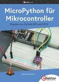 MicroPython fu¨r Mikrocontroller (eBook, PDF)