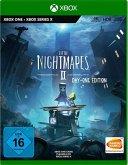 Little Nightmares II - Day 1 Edition (Xbox One)