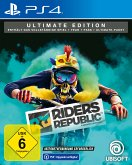 Riders Republic Ultimate Ed. (Free upgrade to PS5) (PlayStation 4)