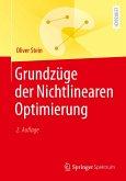 Grundzüge der Nichtlinearen Optimierung