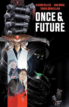 Once & Future 1 (eBook, PDF) - Gillon, Kieron