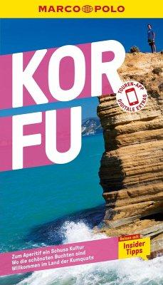 MARCO POLO Reiseführer Korfu (eBook, ePUB) - Bötig, Klaus