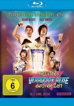 Bill & Ted's verrückte Reise durch die Zeit Digital Remastered - Reeves,Keanu/Winter,Alex