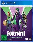 Fortnite Letzter-Lacher-Paket (PlayStation 4) (mit Downloadcode - kein Datenträger enthalten)