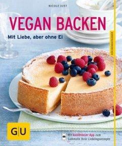 Vegan backen (Mängelexemplar) - Just, Nicole