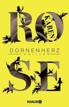 Dornenherz / Dornen-Reihe Bd.4 (Mängelexemplar) - Rose, Karen