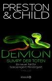 Demon - Sumpf der Toten / Pendergast Bd.15 (Mängelexemplar)