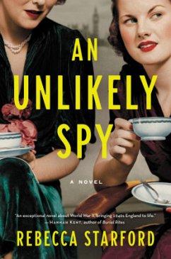 An Unlikely Spy - Starford, Rebecca