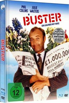 Buster - Ein Gauner mit Herz Limited Mediabook - Collins,Phil/Walters,Julie/Lamb,Larry