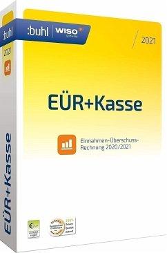 WISO EÜR+Kasse 2021 - Einnahmen-Überschuss-Rechnung 2020/2021