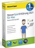 SteuerSparErklärung Mac 2021 (für das Steuerjahr 2020)