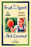The Fruit of the Spirit Prayer Journal