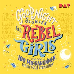 Good Night Stories for Rebel Girls (MP3-Download) - Favilli, Elena