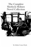The Complete Sherlock Holmes Novel Collection