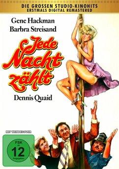 Jede Nacht zählt-Kinofassung (digital remastered) - Hackman,Gene/Streisand,Barbra/Quaid,Dennis