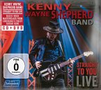 Straight To You: Live (Cd+Dvd)