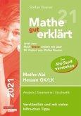 Mathe gut erklärt 2021 Hessen Grundkurs und Leistungskurs