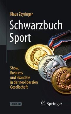 Schwarzbuch Sport - Zeyringer, Klaus