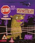 Hier gibt's Monster! (Restauflage)