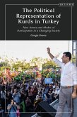 The Political Representation of Kurds in Turkey (eBook, ePUB)