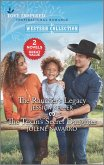 The Rancher's Legacy and The Texan's Secret Daughter (eBook, ePUB)