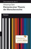 Elemente einer Theorie der Menschenrechte (eBook, ePUB)