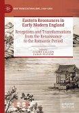 Eastern Resonances in Early Modern England