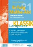 Erfolg im Mathe-Abi 2021 Lernpaket 'Klassik' Baden-Württemberg Berufliche Gymnasien