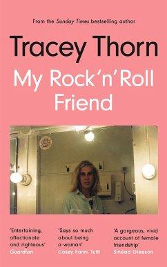 My Rock 'n' Roll Friend (eBook, ePUB) - Thorn, Tracey