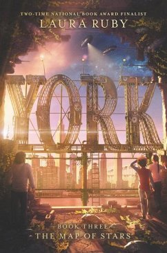 York: The Map of Stars - Ruby, Laura