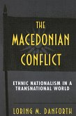 The Macedonian Conflict (eBook, ePUB)