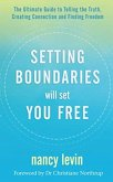 Setting Boundaries Will Set You Free