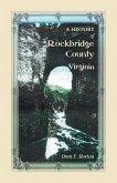 A History of Rockbridge County, Virginia