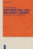 """Episteme des """"Ur"""" bei Ernst Jünger (eBook, ePUB)"""
