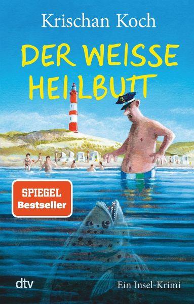 Buch-Reihe Thies Detlefsen von Krischan Koch