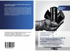 A text book on blend of CNG & Petrol used in 4 stroke S.I. engines - Yadav, J. Siddhartha; Rao, Ch Manikanteswar; Barik, Subrat Kumar