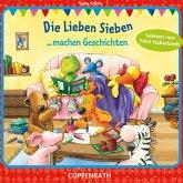 Die Lieben Sieben machen Geschichten (MP3-Download)