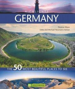 Highlights Germany (Mängelexemplar) - Kliem, Thomas;Neumann-Adrian, Edda;Neumann-Adrian, Michael