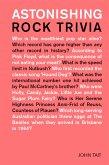 Astonishing Rock Trivia (eBook, ePUB)
