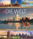 100 Highlights Die Welt (Mängelexemplar)