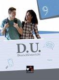 D.U. DeutschUnterricht 9 Lehrbuch Bayern