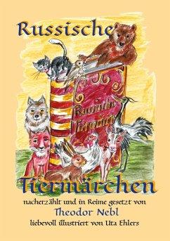 Russische Tiermärchen (eBook, ePUB)