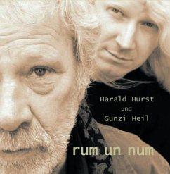 rum un num, 1 CD-Audio (Mängelexemplar) - Hurst, Harald; Heil, Gunzi