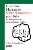 Sobre el síndrome populista (eBook, ePUB)