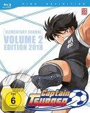Captain Tsubasa 2018 - Box 2 - Elementary School - Ep. 15-28