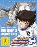 Captain Tsubasa 2018 - Box 3 - Junior High School - Ep. 29-40