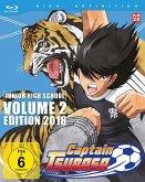 Captain Tsubasa 2018 - Box 4 - Junior High School - Ep. 41-52