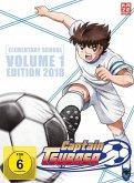 Captain Tsubasa 2018 - Box 1 - Elementary School - Ep. 1-14