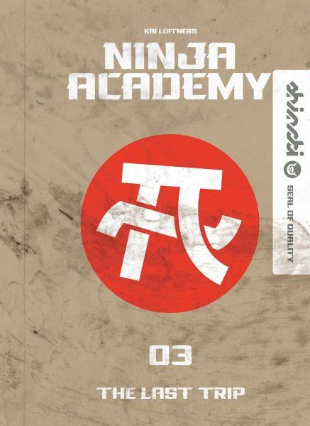 Buch-Reihe Ninja Academy